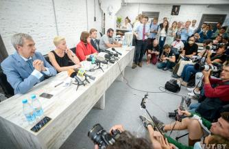 «Беломайдан» переходит к «плану Б»