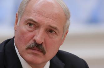 Новая стратегия Лукашенко