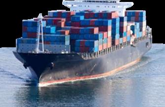 Доставка грузов по морю из Китая в Россию