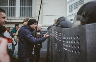 Беломайдан: курс на раскол