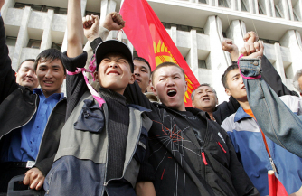 Белорусское «домино» — на очереди Киргизия?