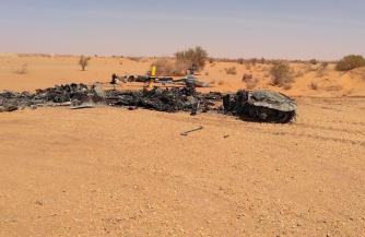 Близ Аль-Джуфры в Ливии упал Ми-8 ЛНА