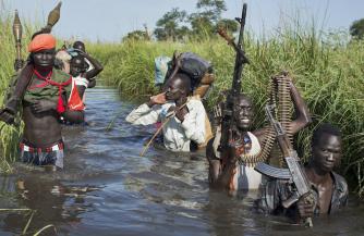 Лидеры вооружённых движений Судана подписали мирное соглашение