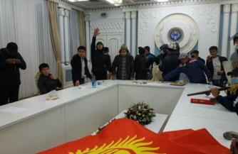 Киргизский джин выбрался из бутылки