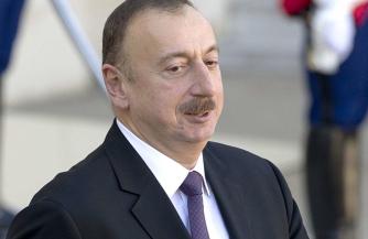 Алиев: армяне могли обстрелять собор в Шуши