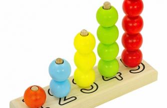 Польза пирамидки для развития ребенка