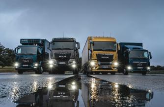 Продажа, обслуживание и ремонт грузовых автомобилей MAN