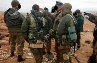 СМИ распространяют поддельные фото ЧВК «Вагнер» в Сирии