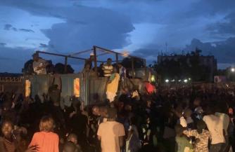 Большой праздник в честь России прошел на стадионе в столице ЦАР