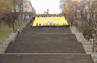 Потемкинская лестница под угрозой