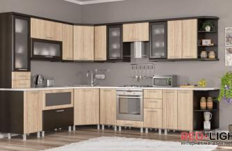 Каталог кухонь в магазине «Редлайт»: выбор на любой вкус и кошелек