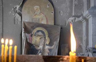 Юрий Котенок: «Армения — на рубеже»
