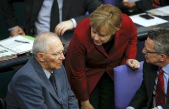 Немецкие миллиарды на ветер