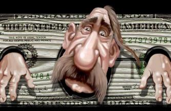 Страна бесконечных долгов