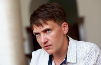 Савченко призвала установить диктатуру