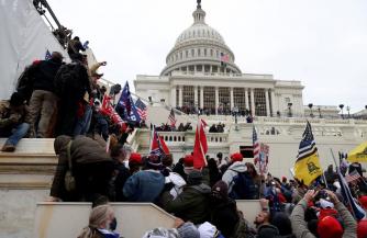 Американский бунт и Русская Весна