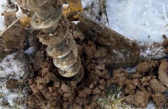 Геология участка под строительство коттеджа