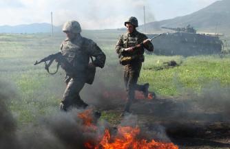 «Карабахского сценария в Донбассе не будет»