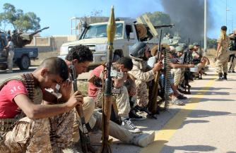США легализуют ливийских боевиков через включение в псевдогосударственные структуры