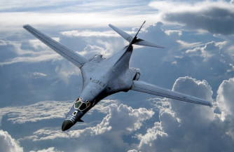 Полигон для американских B-1B