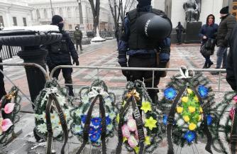 Похороны украинских предприятий