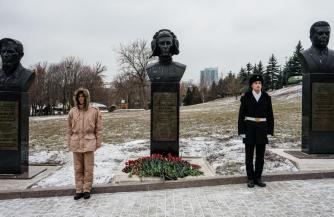 Четвёртая годовщина гибели «Гиви»