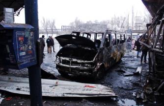 Шестая годовщина обстрела автостанции «Центр»
