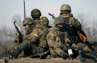 Украина становится полем боя