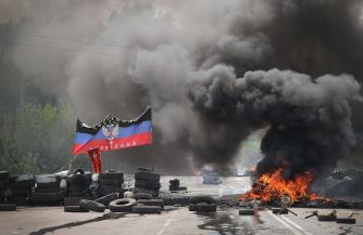 Донбасс-2014: «Мир военной шизофрении»