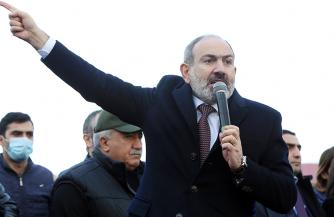 Украинские аллюзии армянских протестов