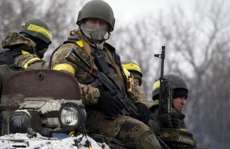Снарядный голод Украины