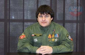 """В поддержку Героя ДНР """"Абхаза"""""""