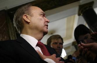 Москва вызвала посла из США
