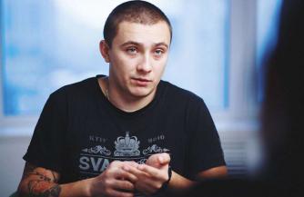 Нацист Стерненко призывает к «борьбе за справедливость»