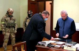 Министры отправились вслед за губернатором