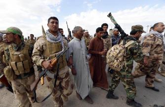 Военнослужащие Сирии и Ирака не справляются с разгулом боевиков ИГ