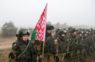 Белорусский фронт Киева
