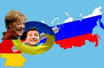 Трагикомедия «Nord Stream 2»