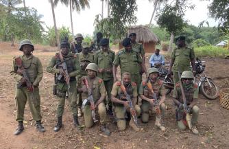 Мозамбикский офицер погиб в результате атаки боевиков в Кабо-Дельгадо