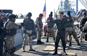 Киев оснащает базы для НАТО