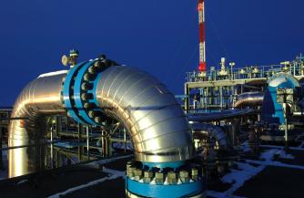 Борьба за российский газ
