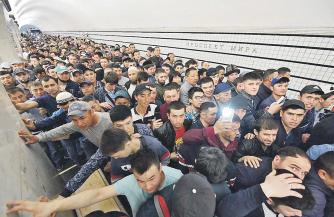 Москве не хватает мигрантов