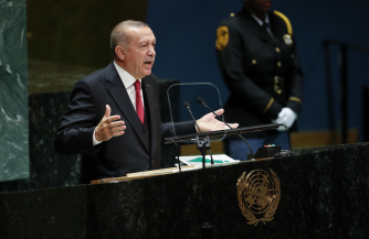 Заклятый друг Эрдоган