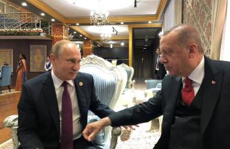 Как Эрдоган готовится к встрече с Путиным