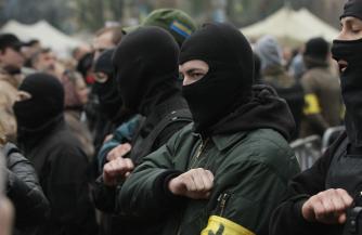 Курсанты-неонацисты под крылом США