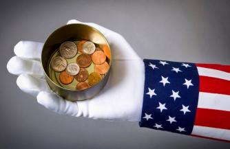 Долговая песня Вашингтона