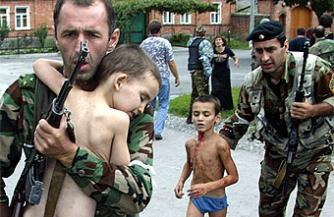 Грузия отказывается от уничтоженного в Беслане террориста