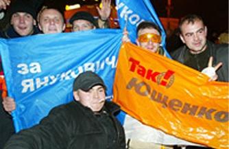 Украина 2004: битва за СНГ