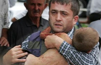 Трагедия в Беслане: 338 погибших