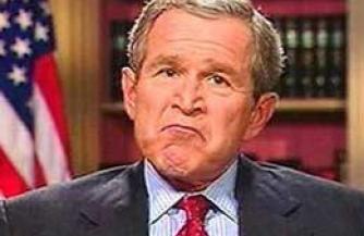 Бушу предложили поработать Чебурашкой
